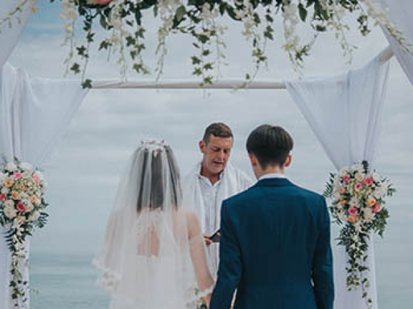 How To Legally Married In Bali