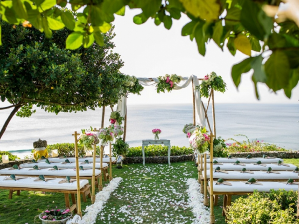 Wedding Venues Part I: Villas Wedding