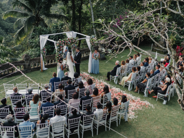 Getting Married In Bali: Hotel Vs Villa