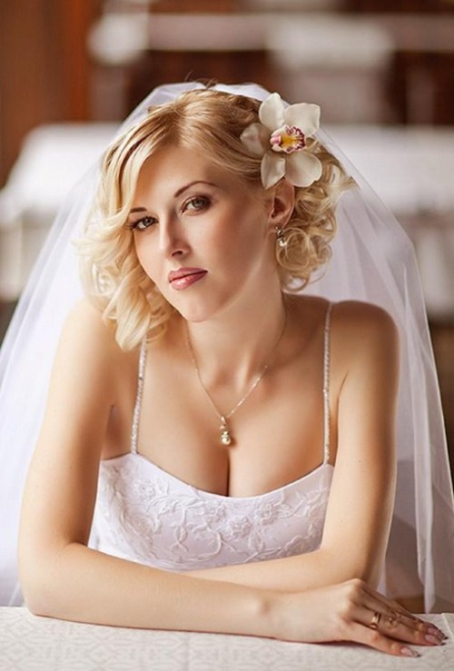 wedding hairstyle, wedding in bali