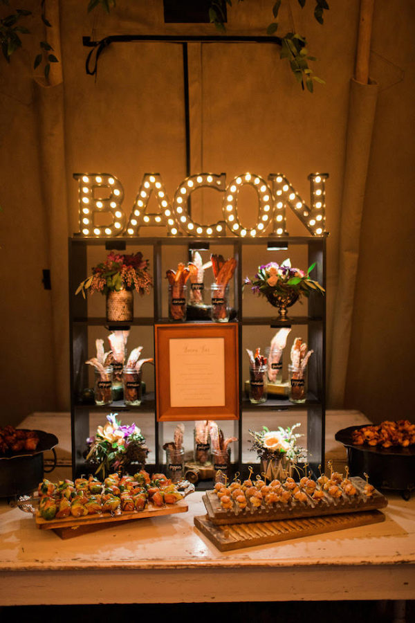 bali wedding planner, food for wedding party